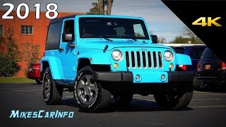 2018 Jeep Wrangler JK Sahara - Ultimate In-Depth Look in 4K