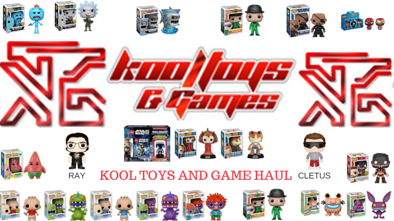 Kool Toys And Games Trip And Haul Chases For Everyone