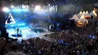 "30 Seconds To Mars: ""Do or Die"" live Theatre Antique Vienne 17/07/2014"