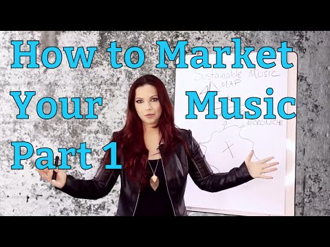 📌 How to Make Your Music Profitable: The Sustainable Music Map PART 1