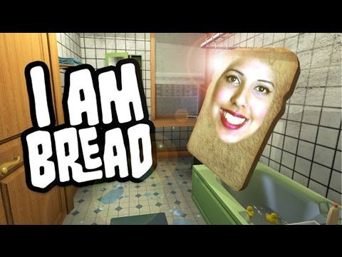 THE HARDEST GAME EVER | I Am Bread |