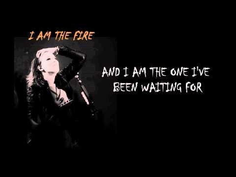Halestorm - I Am The Fire (Official Lyrics)