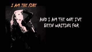 Halestorm - I Am The Fire (Official Lyrics)