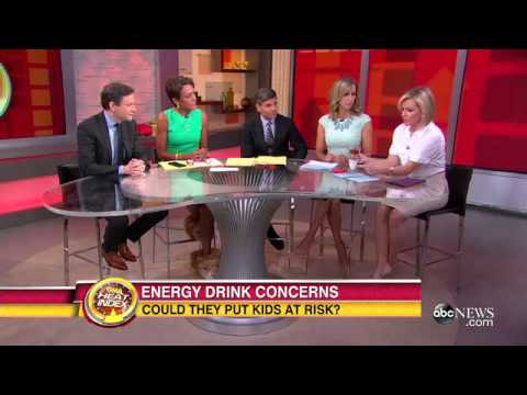 ABC: New Energy Drinks Target Video Gamers