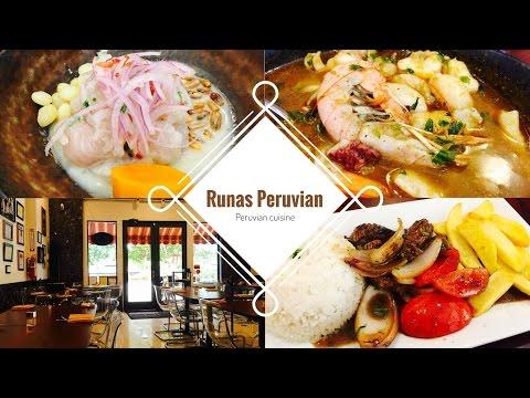 Runas Peruvian Cuisine │祕魯菜