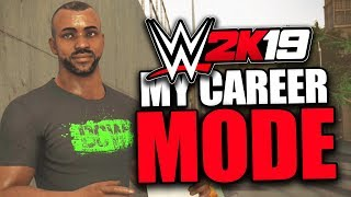 WWE 2K19 MY CAREER MODE - THE INDIES!! (FIRST HOUR OF GAMEPLAY)