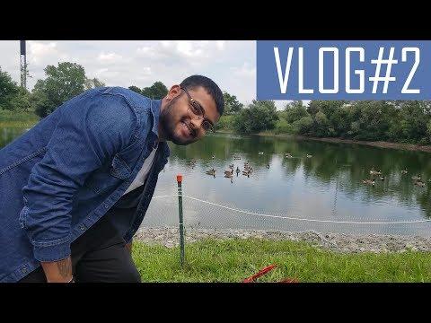 vLog #2 - Gedi Conestoga College, Kitchener, Canada