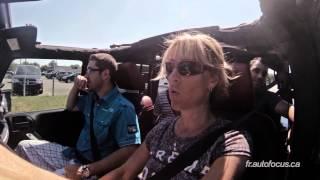 Essai Jeep Wrangler Rubicon - 3 gars, 1 fille et une voiture