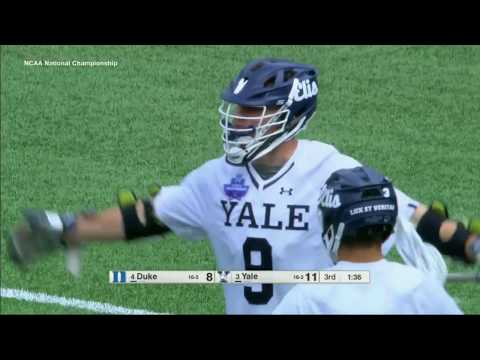 NCAA 2018 Men's Lacrosse Championship Highlights