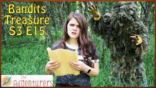 In Search Of A New Treasure CAPTURED! Bandits Treasure S3 E15