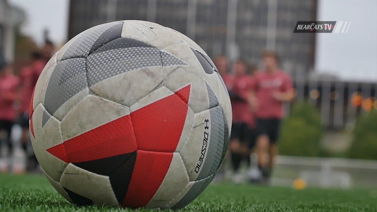 c92e1e30c Day in the Life with Cincinnati Men s Soccer - YouTube