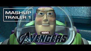 Toy Story | The Avengers [Mashup] Trailer 1