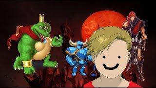 Legendary Hero's Super Smash Bros. Ultimate Commentary thumbnail