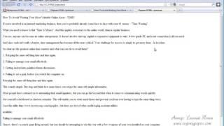 Курс HTML - Урок №3. Параграфы и заголовки. (Евгений Попов)