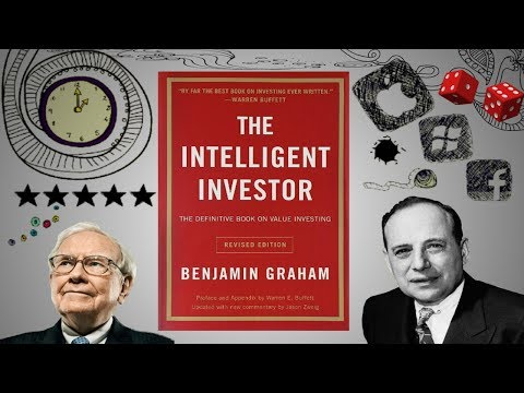 The Intelligent Investor by Benjamin Graham | Animated Book