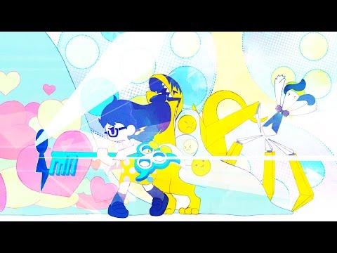 """カラスは真っ白(A crow is white) """"HIMITSUスパーク"""" (Official Music Video)"""