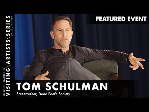 Tom Schulman Writer of Dead Poet's Society Courier 12 Writer's Conference 2015 Part 4/5