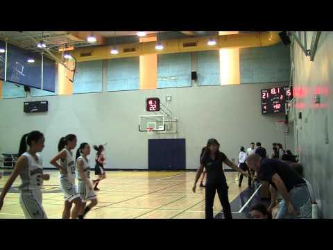 2014-15 Varsity Girls Bball MAC Game 2 Shanghai American School