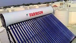Gujarat's Number 1 Solar water heater
