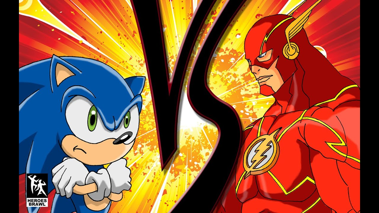 flash vs sonic - photo #6
