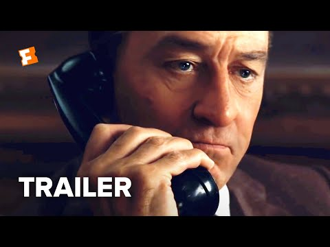 Vic Porcelli - First Trailer for The Irishman shows de-aging technology on Robert DeNiro