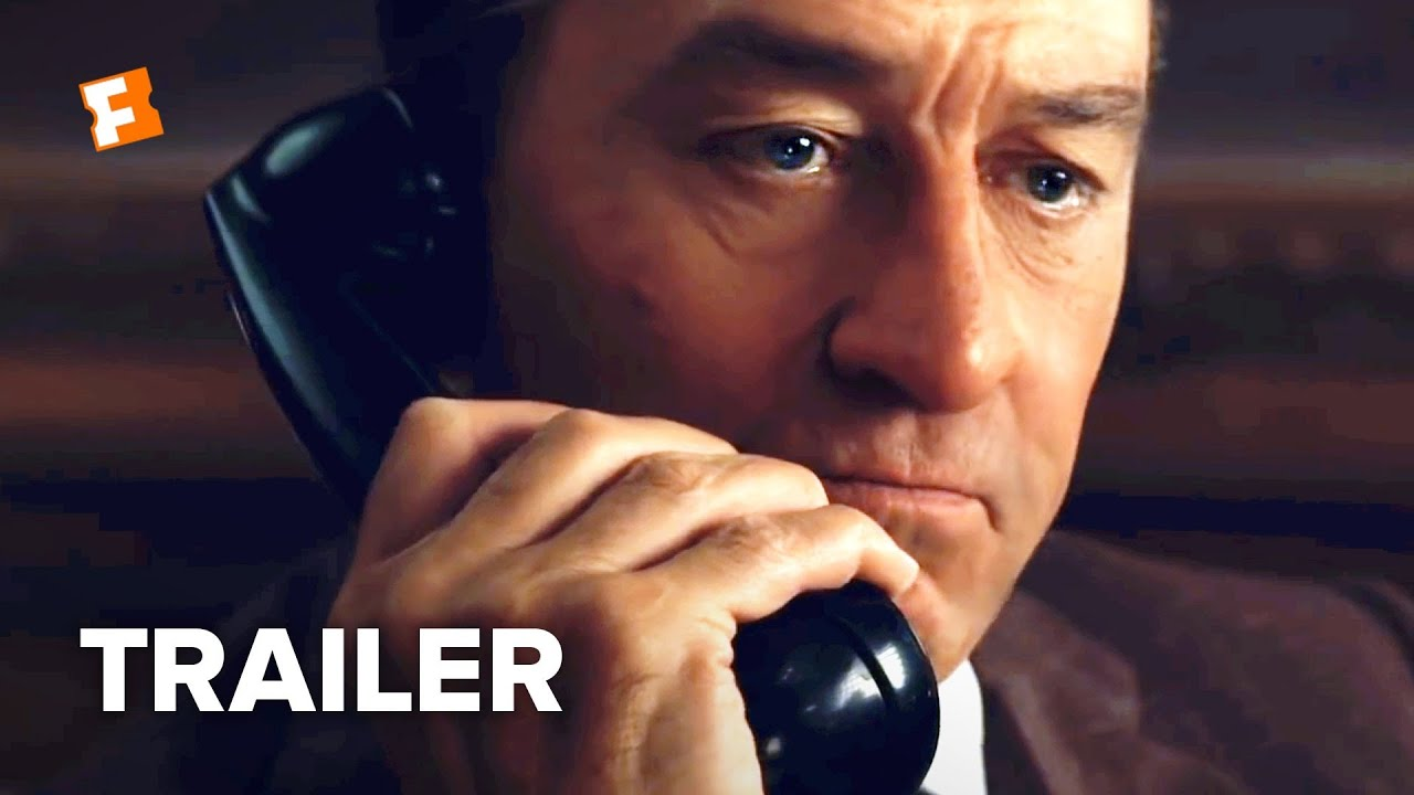 The Irishman Teaser Trailer #1 (2019)   Movieclips Trailers