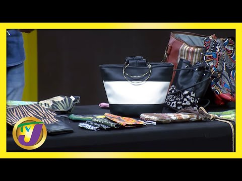 Handmade Bags by Chellemac | TVJ Smile Jamaica