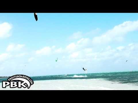Flysurfer Speed 3 12m PBK Paul Getting some Hangtime in the Tropics!
