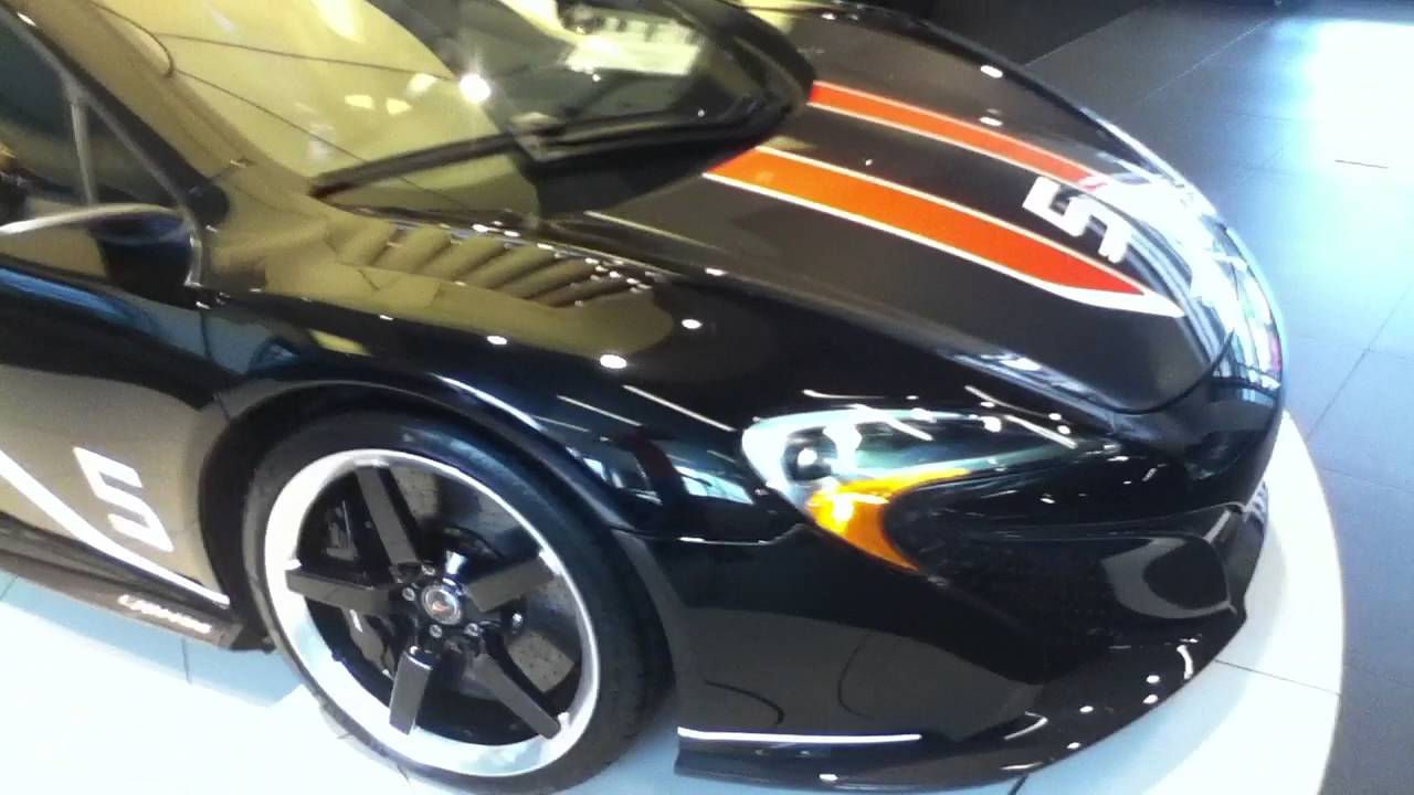 Mclaren 650 s CAN-AM haritage start up - YouTube