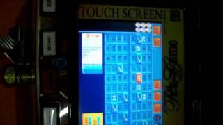 UNIDESSA mini 6 games machine à sous casino 6 jeux