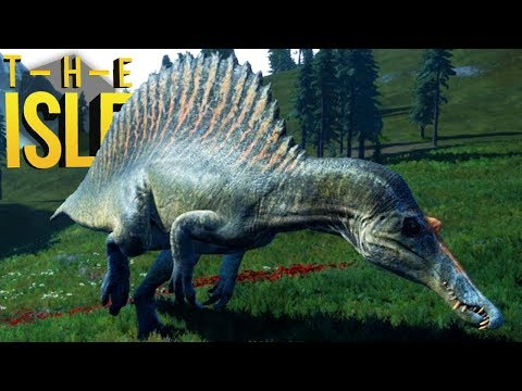 The Isle - Território Dos Spinosaurus, Meu Novo Amigo! | Dinossauros (#181) (Gameplay/PT-BR)