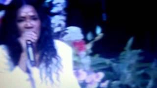 Juanita Bynum prophecies to Krystal (Me)!