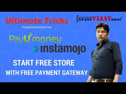 Ultimate Trick to Start Free Store with Payment Gateway | #S
