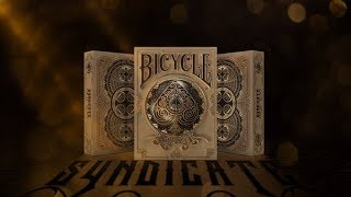 Bicycle Syndicate Deck Review