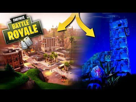 DE NIEUWE MAP!! - Fortnite Battle Royale (met Roedie, Duncan)