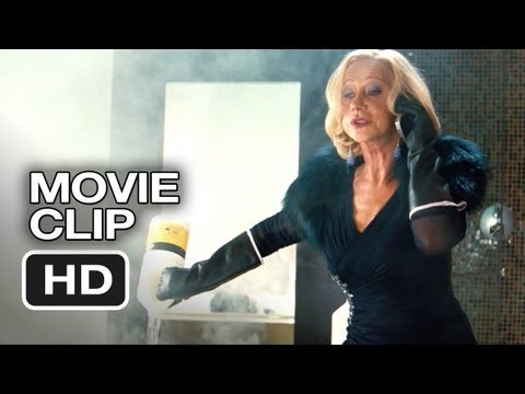 Red 2 Movie CLIP - Enjoy Life (2013) - Bruce Willis, Helen Mirren Movie HD