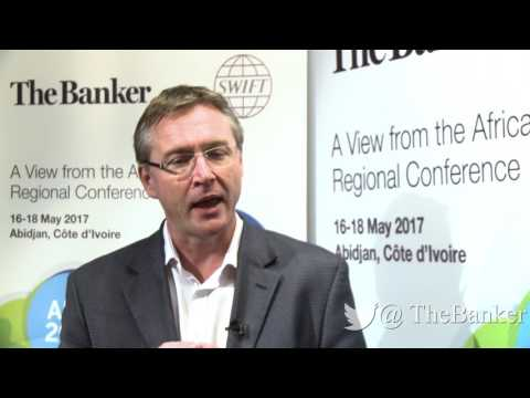 Chris Hamilton, chief executive officer, BankservAfrica - View from ARC 2017
