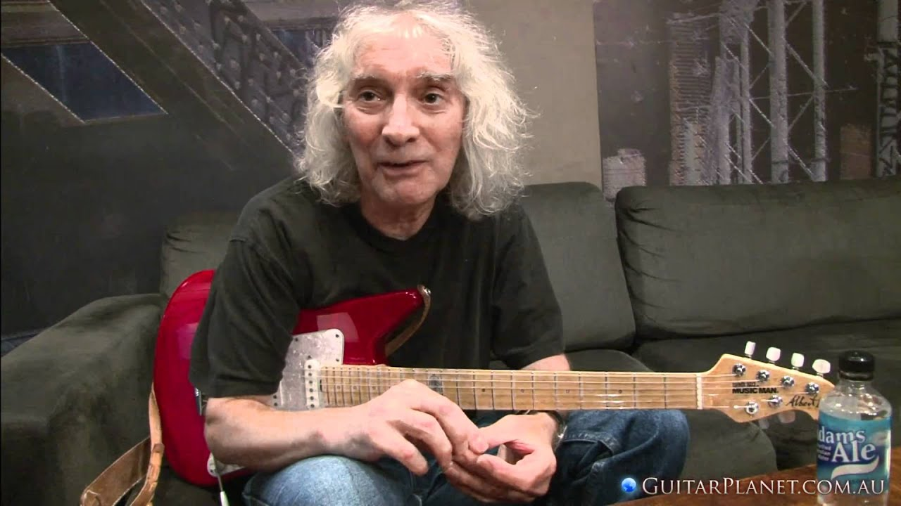 albert lee talks about his music man signature guitar youtube. Black Bedroom Furniture Sets. Home Design Ideas