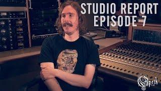 OPETH - Sorceress: Studio Report - Episode 7: Lyrics