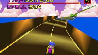 Motor Toon Grand Prix [モータートゥーングランプリ] Game Sample - Playstation