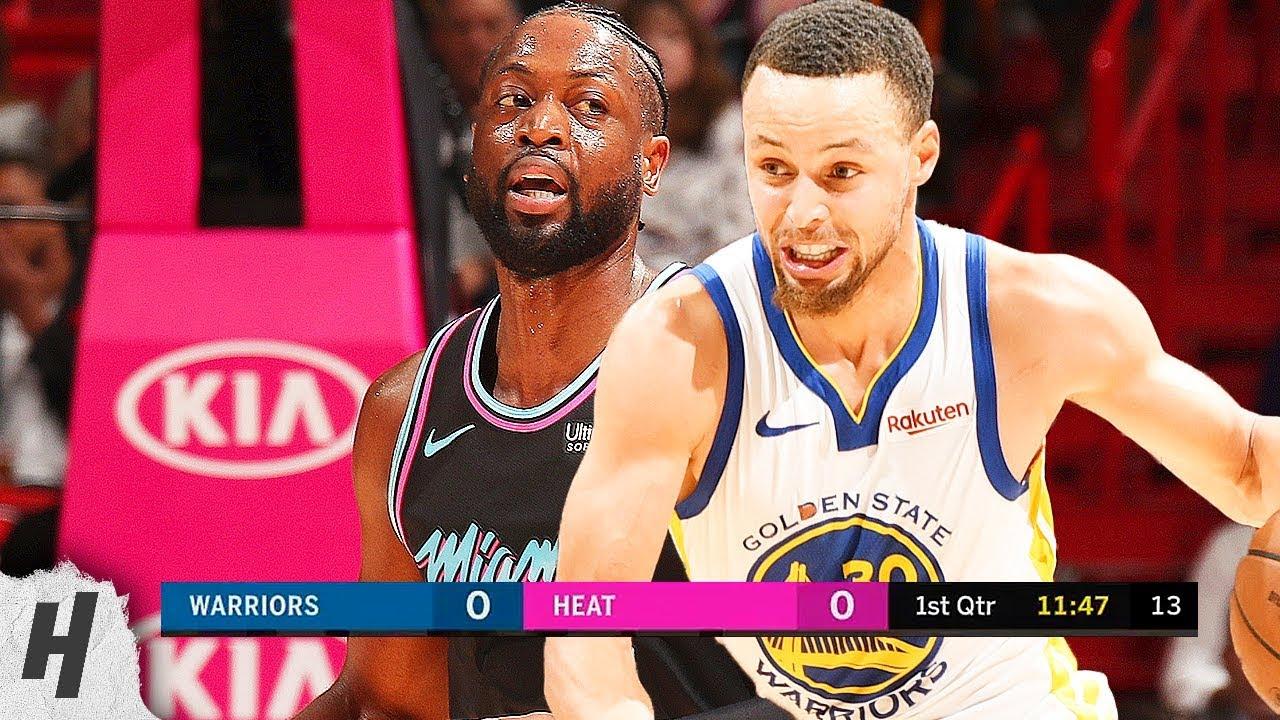 Golden State Warriors vs Miami Heat - Full Highlights ...