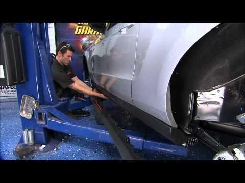 Two Guys Garage - ROUSH Performance Body Kit Install Clip