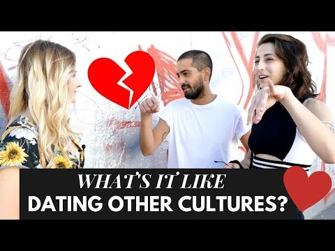 WHAT DO PEOPLE THINK ABOUT DATING DIFFERENT CULTURES?—  ON THE STREETS OF BERLIN