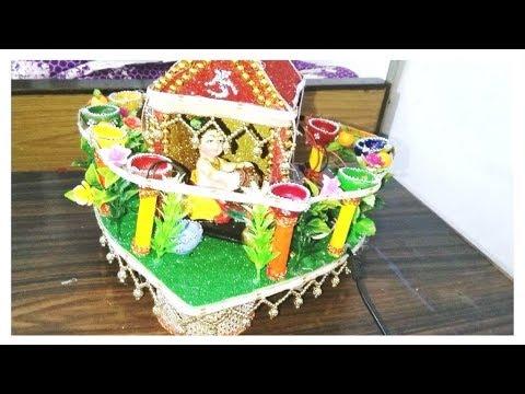 Janmashtami Decoration Idea Krishna Decoration At Home