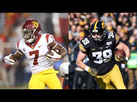 USC-Iowa Holiday Bowl Game Preview