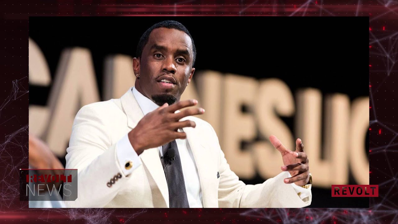 REVOLT Exclusive | Sean Combs Announces Harlem Charter School