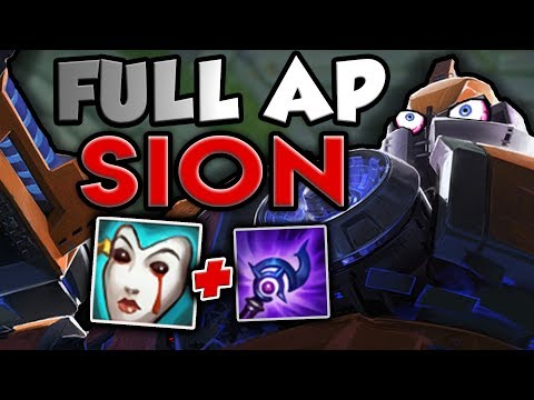 FULL AP Sion during Placement matches | Ranked Season 8 | Adventures of SpicyNoodle264 Episode 13