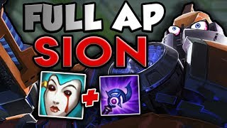 FULL AP Sion during Placement matches | Ranked Season 8 | Adventures of SpicyNoodle264 [Episode 13]