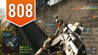 BATTLEFIELD 4 (PS4) - Road to Max Rank - Live Multiplayer Gameplay #808 - MY LONGEST TIME ALIVE?!