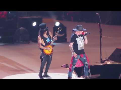 Guns N' Roses – Paradise City   Live in Jakarta 2018